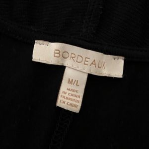 Bordeaux Sweaters - ♦️SOLD♦️Bordeax Black Cardigan from Anthropologie